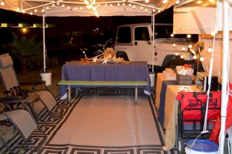 Rv living decor to make road trip so awesome 29