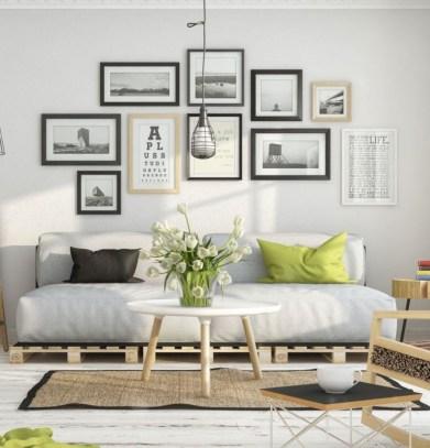 Rustic farmhouse living room decor ideas 11