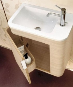 Small bathroom ideas you need to try 45