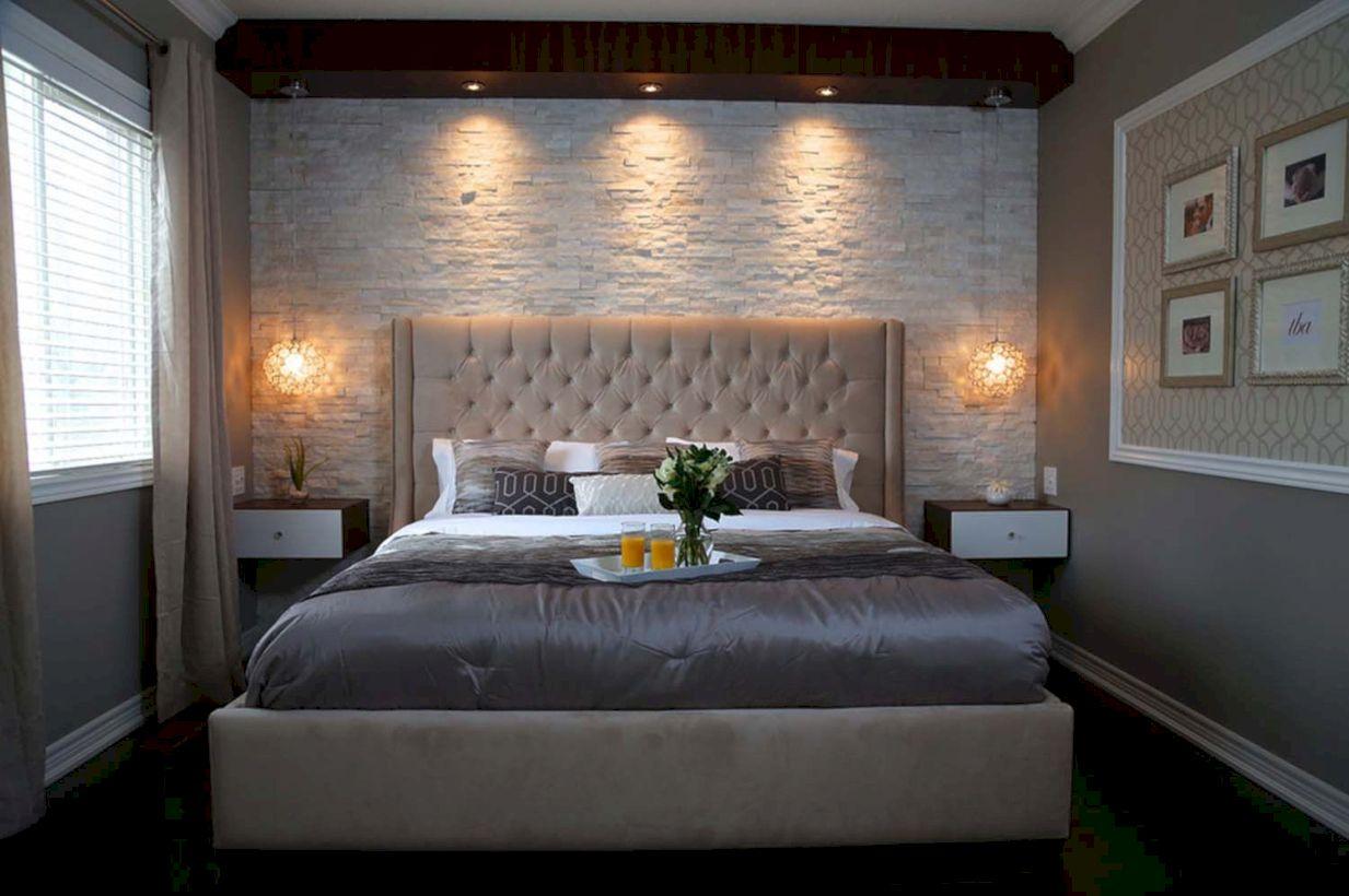 44 Small Master Bedroom Decor Ideas Godiygo Com