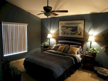 Small master bedroom decor ideas 31