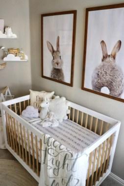 Unique baby boy nursery room with animal design 23