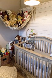Unique baby boy nursery room with animal design 28