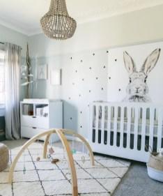 Unique baby boy nursery room with animal design 60