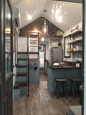 Cool tiny house design ideas to inspire you 16