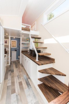 Cool tiny house design ideas to inspire you 17