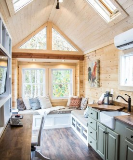 Cool tiny house design ideas to inspire you 42