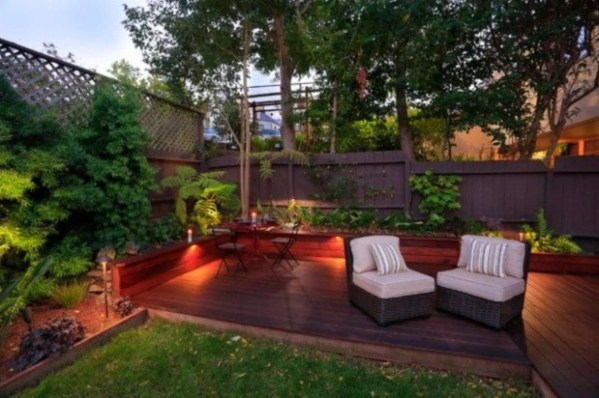 Creative ideas for a better backyard 31