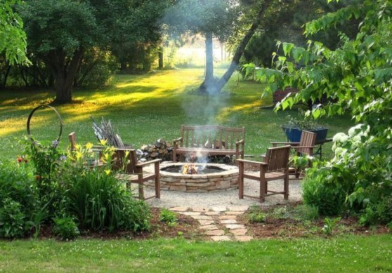 Creative ideas for a better backyard 40