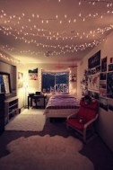 Easy and awesome wall light ideas for teens 04