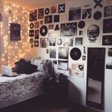 Easy and awesome wall light ideas for teens 44