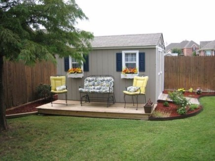 Easy and cheap backyard ideas you can make them for summer 07