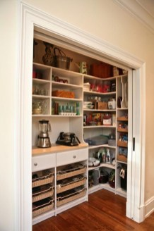 Kitchen pantry ideas with form and function 02