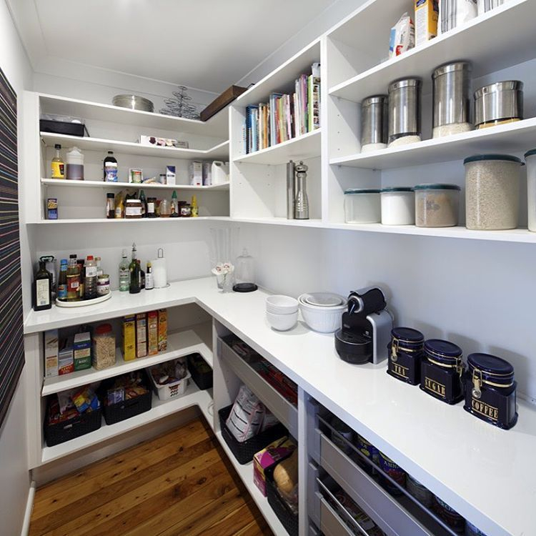 48 Kitchen Pantry Ideas With Form And Function