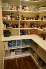 Kitchen pantry ideas with form and function 28