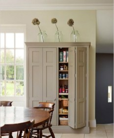 Kitchen pantry ideas with form and function 41