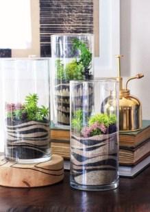 Simple ideas for adorable terrariums 53