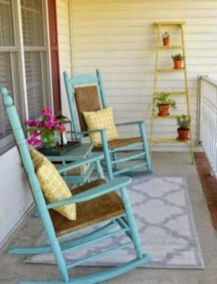 Spring decor ideas for your front porch 19
