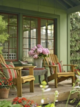 Spring decor ideas for your front porch 20