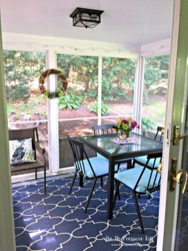 Spring decor ideas for your front porch 31