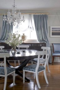 Stunning ways to re-decorate your dining room 10