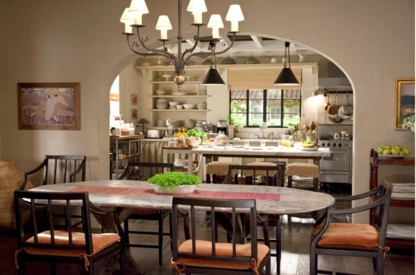 Stunning ways to re-decorate your dining room 11