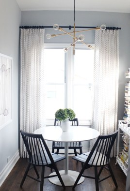 Stunning ways to re-decorate your dining room 12
