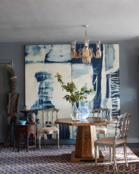 Stunning ways to re-decorate your dining room 16