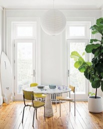 Stunning ways to re-decorate your dining room 23
