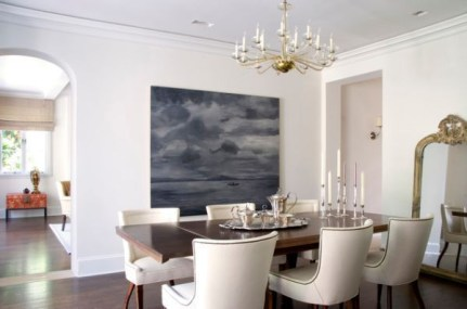 Stunning ways to re-decorate your dining room 24