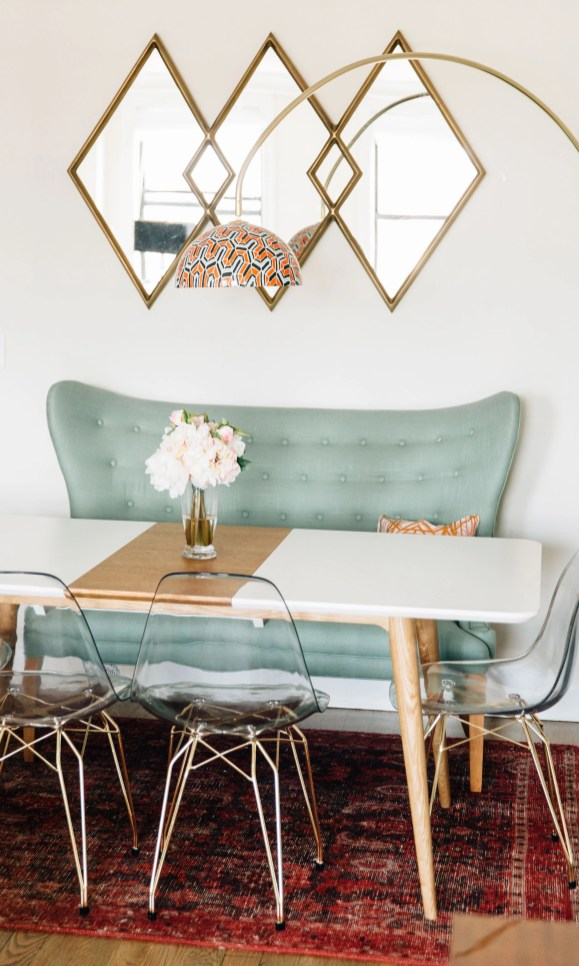 Stunning ways to re-decorate your dining room 32