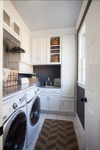 Beautiful and functional laundry room design ideas to try 10