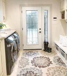 Beautiful and functional laundry room design ideas to try 26
