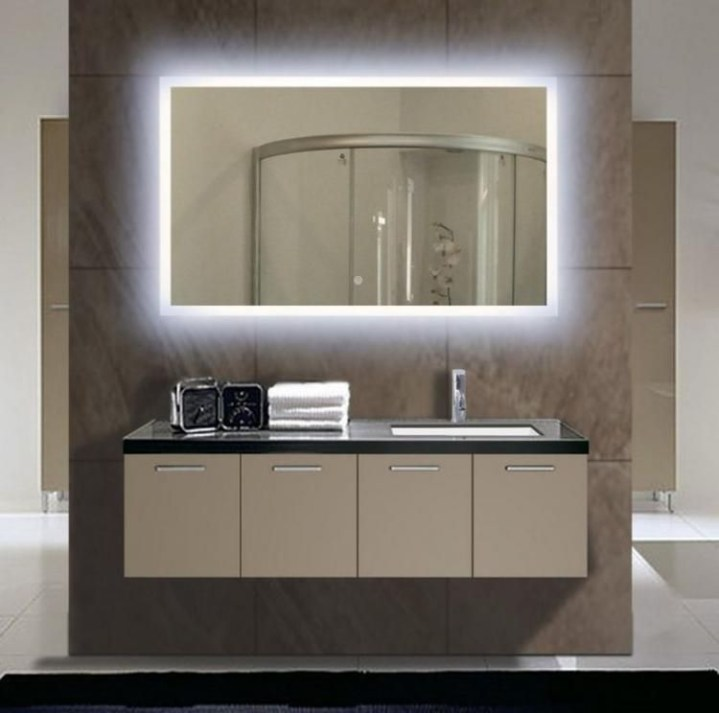 Best bathroom mirror ideas to reflect your style 46