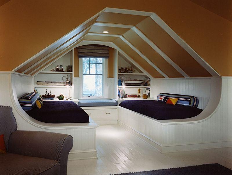42 Cozy Loft Bedroom Design Ideas For Small Space Godiygo Com