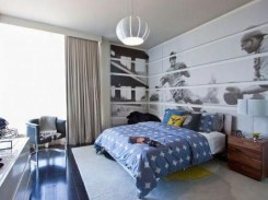 Fascinating bedroom ideas with beautiful decorating concepts 08