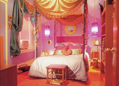 Fascinating bedroom ideas with beautiful decorating concepts 13