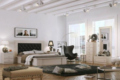 Fascinating bedroom ideas with beautiful decorating concepts 18