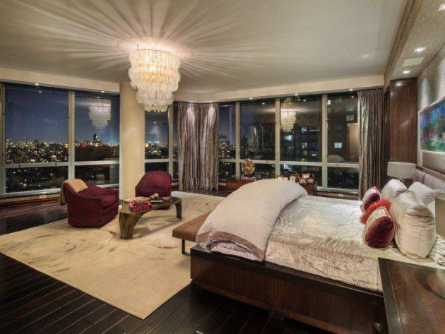 Fascinating bedroom ideas with beautiful decorating concepts 23