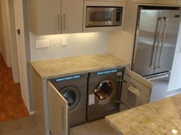 Laundry room design ideas that will maximize your small space 39