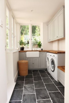 Laundry room design ideas that will maximize your small space 42