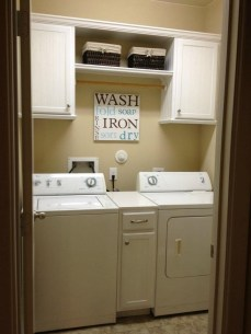 Laundry room design ideas that will maximize your small space 50