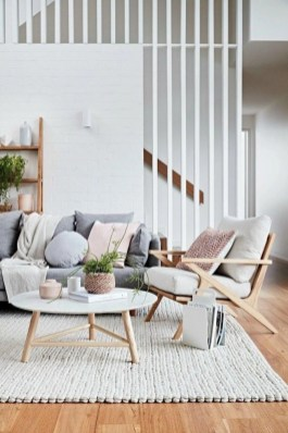 Modern scandinavian interior design ideas that you should know 35