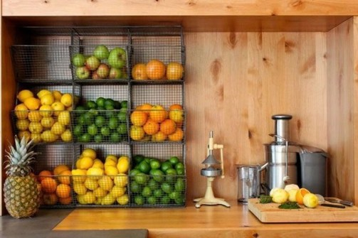 Smart diy kitchen storage ideas to keep everything in order 06