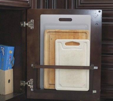 Smart diy kitchen storage ideas to keep everything in order 07