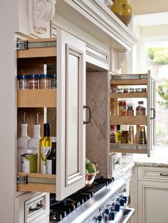 Smart diy kitchen storage ideas to keep everything in order 10