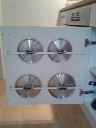 Smart diy kitchen storage ideas to keep everything in order 23