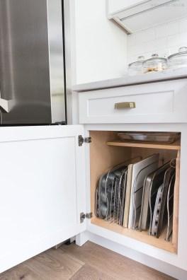 Smart diy kitchen storage ideas to keep everything in order 24