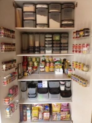 Smart diy kitchen storage ideas to keep everything in order 25
