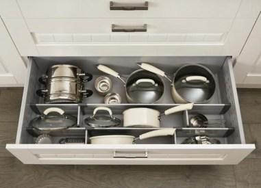 Smart diy kitchen storage ideas to keep everything in order 28